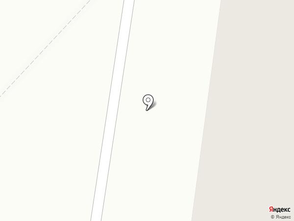 Рябинка на карте Краснокамска