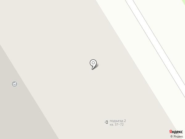 Ровесник на карте Краснокамска