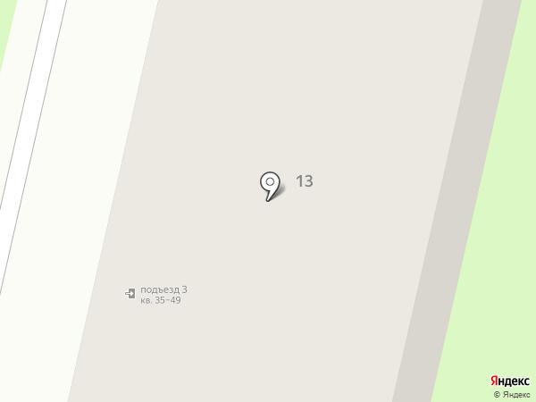 Налада, сеть магазинов автотоваров для автомобилей ГАЗ на карте Краснокамска