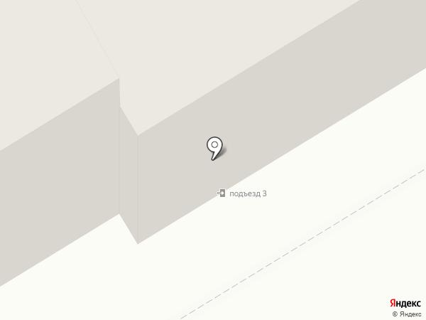 Рива на карте Краснокамска
