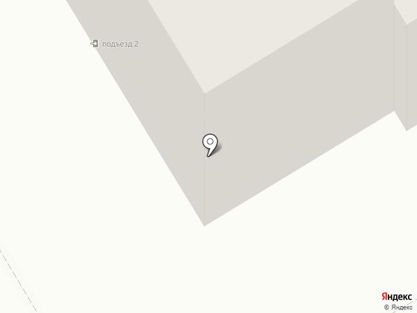Краснокамская звезда на карте Краснокамска
