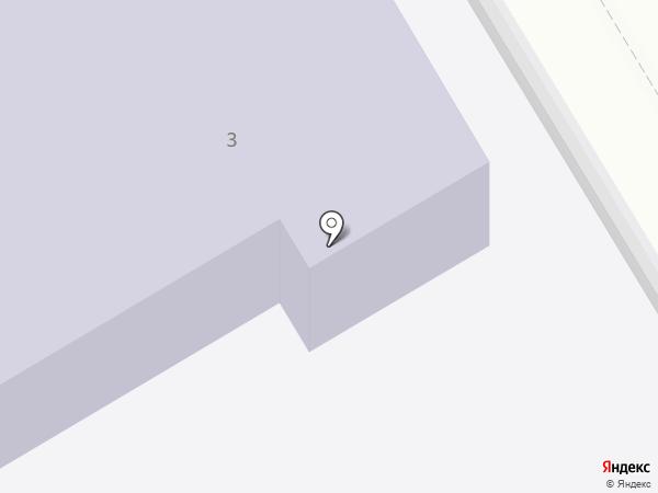 Детский сад №48 на карте Краснокамска