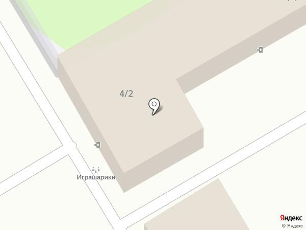 Эсис Мебель на карте Краснокамска