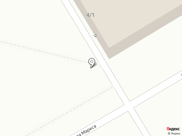 Апельсин на карте Краснокамска
