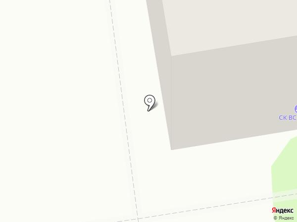 Страховое агентство на карте Краснокамска