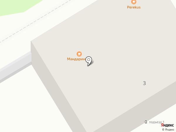 Shop & pub на карте Краснокамска