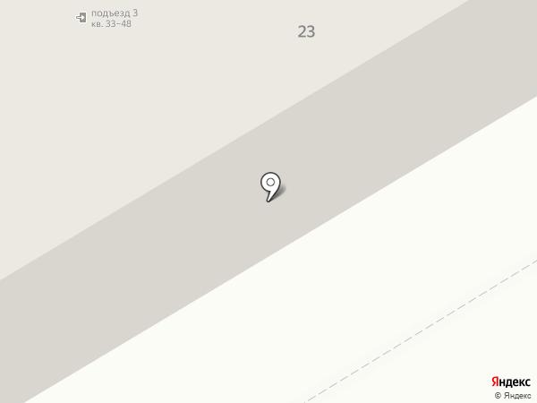 Очарование на карте Краснокамска
