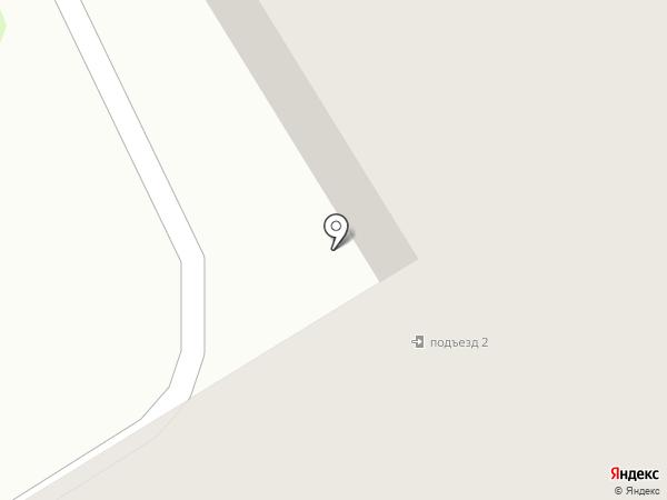 Солард на карте Краснокамска