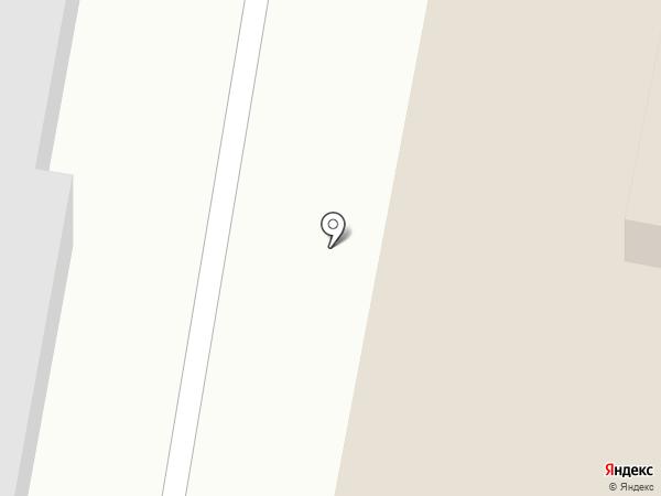 Пожарная часть №19 на карте Краснокамска