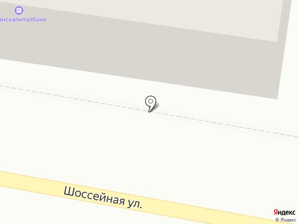 Банкомат, Транскапиталбанк, ПАО на карте Краснокамска