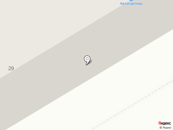 АВТОПАРТНЕР на карте Краснокамска