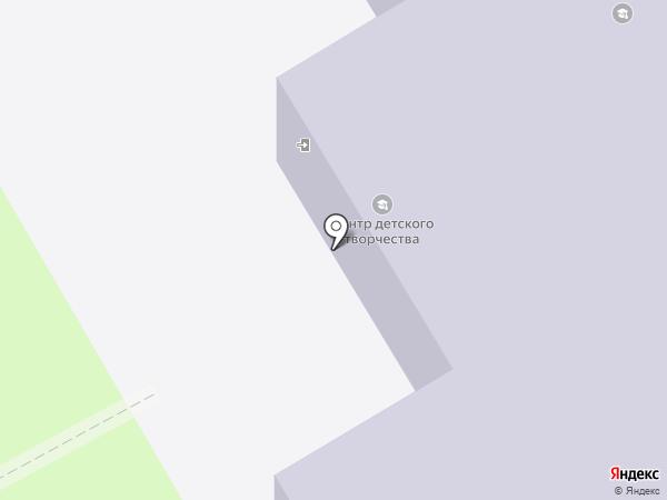 Центр детского творчества г. Краснокамска на карте Краснокамска