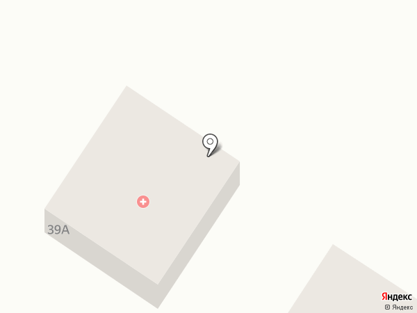 Фельдшерско-акушерский пункт, д. Сергеевка на карте Сергеевки