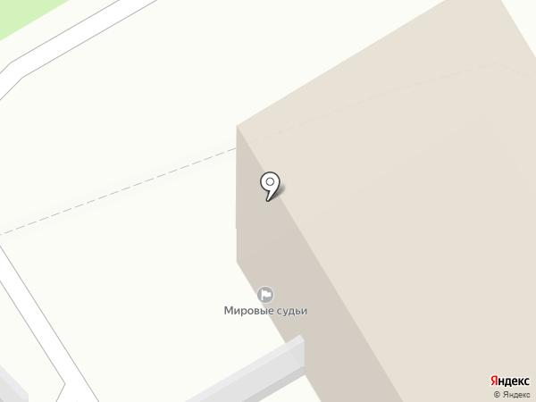 Адвокатский кабинет Батеевой А.Г. на карте Краснокамска