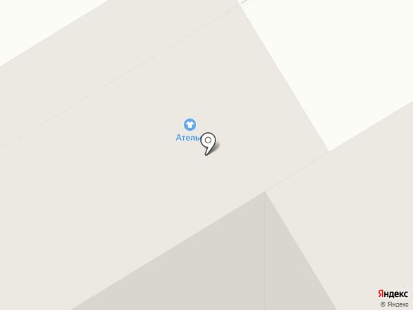 Вуаля на карте Краснокамска