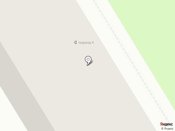 СКВ на карте Краснокамска