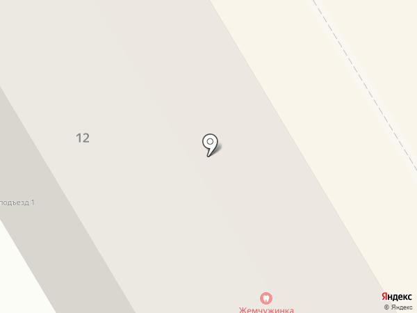 Центральная городская аптека на карте Краснокамска