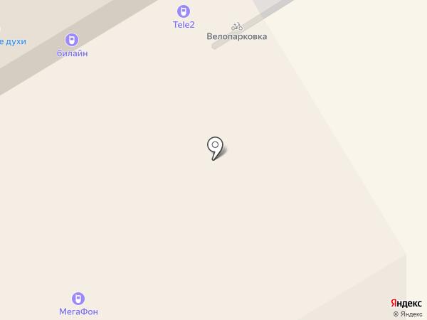 Салон-магазин штор на карте Краснокамска