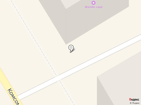 Салон стильной мебели на карте Краснокамска