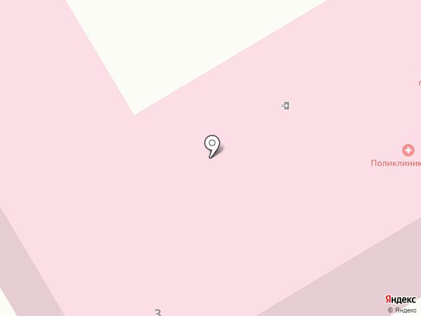 Женская консультация на карте Краснокамска