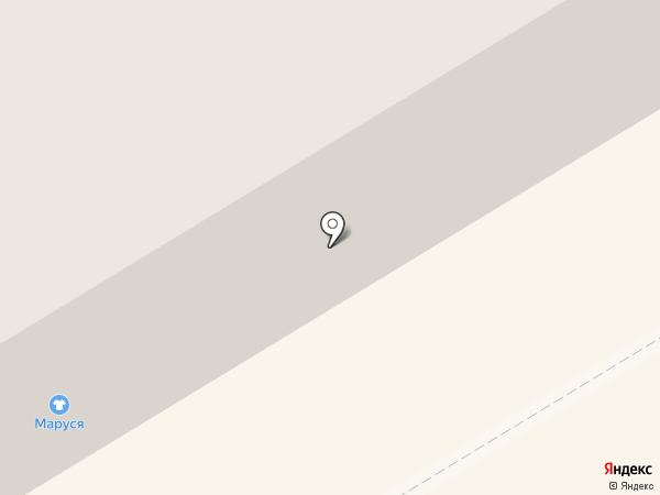 Книжный магазин на карте Краснокамска