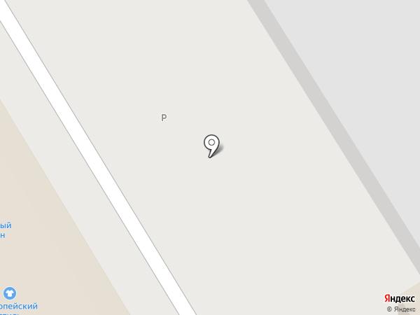 Магазин велосипедов на карте Краснокамска