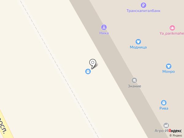 По карману на карте Краснокамска