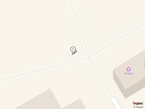 Элика на карте Краснокамска