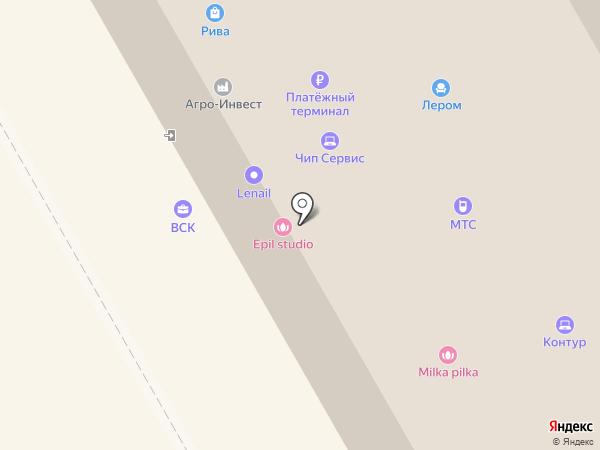 Магазин мобильных аксессуаров на Комсомольском проспекте (г. Краснокамск) на карте Краснокамска