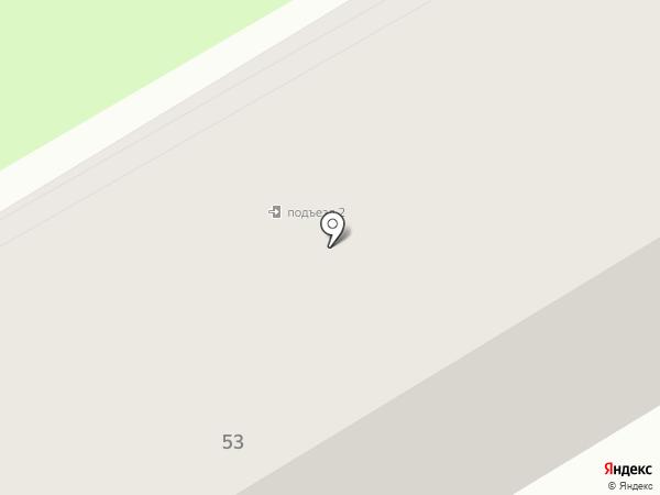 Майские Деликатесы на карте Краснокамска
