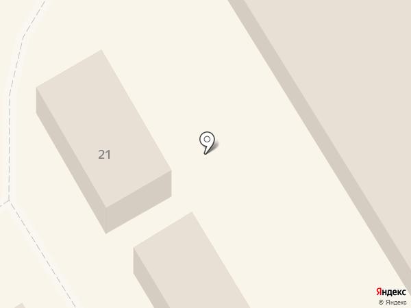 Гранит59 на карте Краснокамска