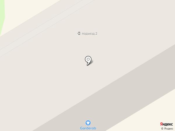 Квант на карте Краснокамска