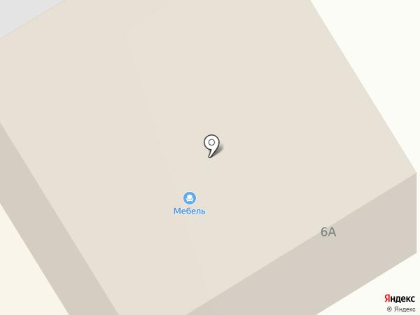 Швейная мастерская на карте Краснокамска