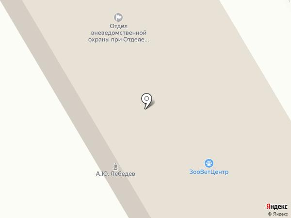АКБ Росбанк на карте Краснокамска