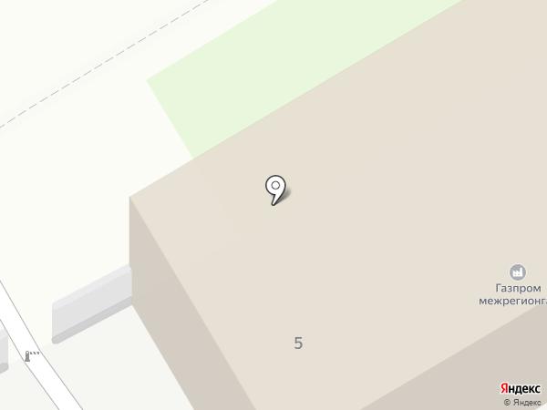 Газмаркет на карте Краснокамска