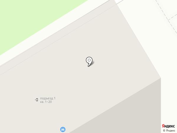 Магазин оптики на карте Краснокамска