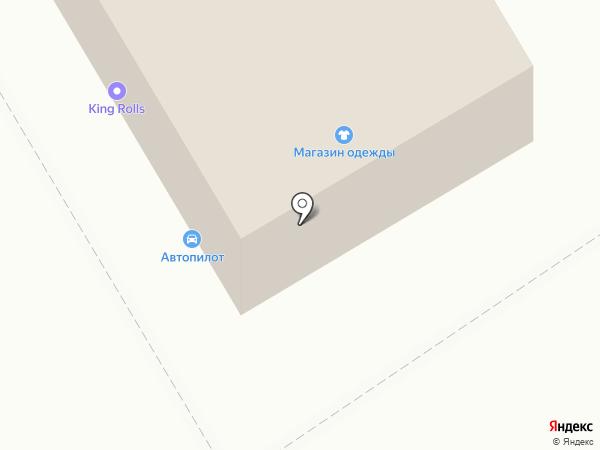 АВТОПИЛОТ на карте Краснокамска