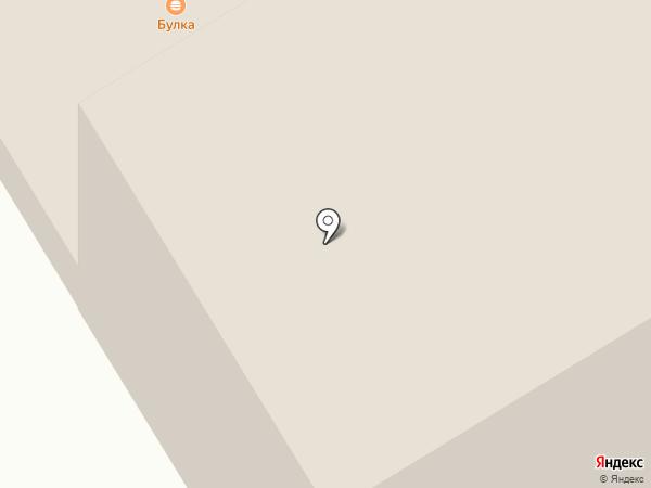Автознак159 на карте Краснокамска