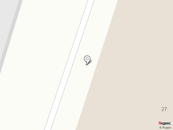 ВиС на карте Краснокамска