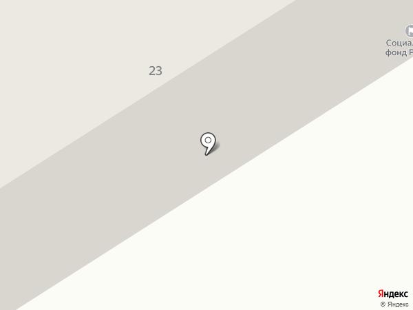 Лилия на карте Краснокамска