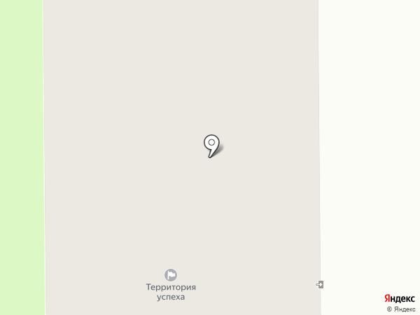 Территория успеха на карте Краснокамска