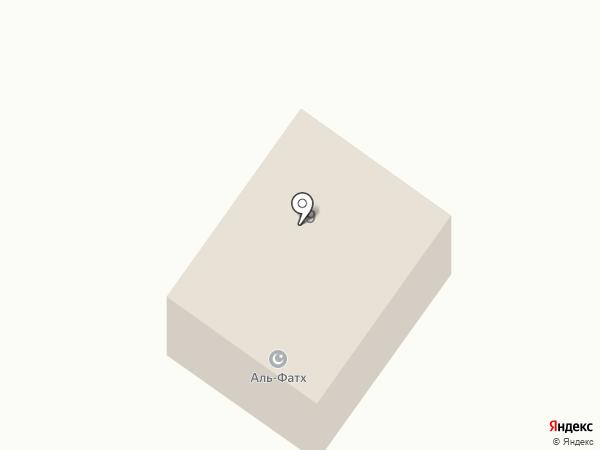 Аль-Фатх на карте Жуково