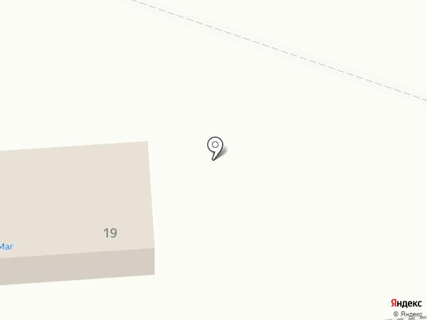Магазин автозапчастей на карте Краснокамска