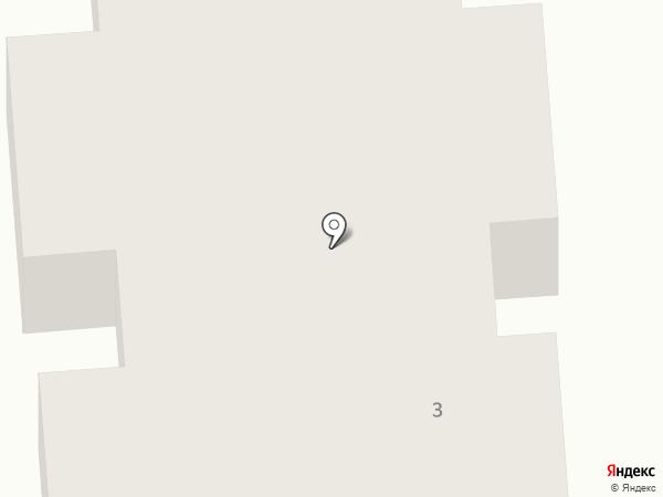 Миловский парк на карте Миловки
