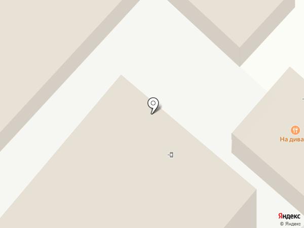 Вернисаж на карте Краснокамска