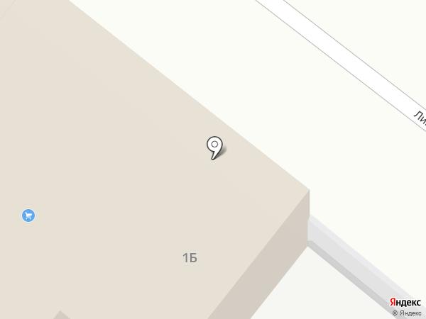 БАЗА на карте Краснокамска