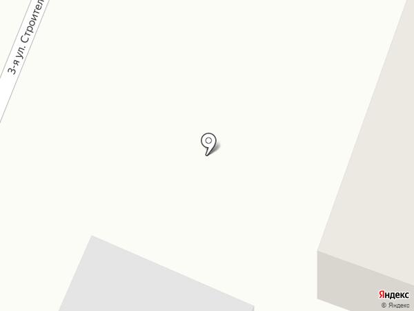 Уфа-отопление на карте Уфы
