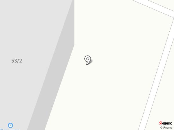 Курай на карте Уфы