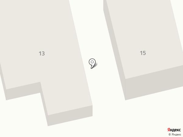 ДПМ на карте Уфы