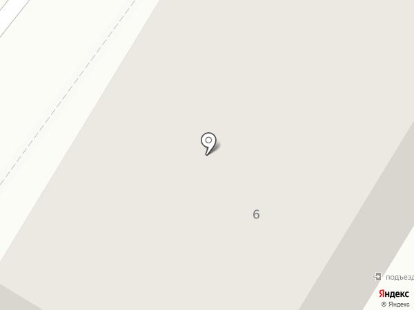 Магазин канцтоваров на карте Краснокамска
